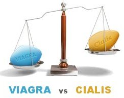 what's the difference between cialis and viagra?