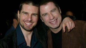 is tom cruise gay with john travolta