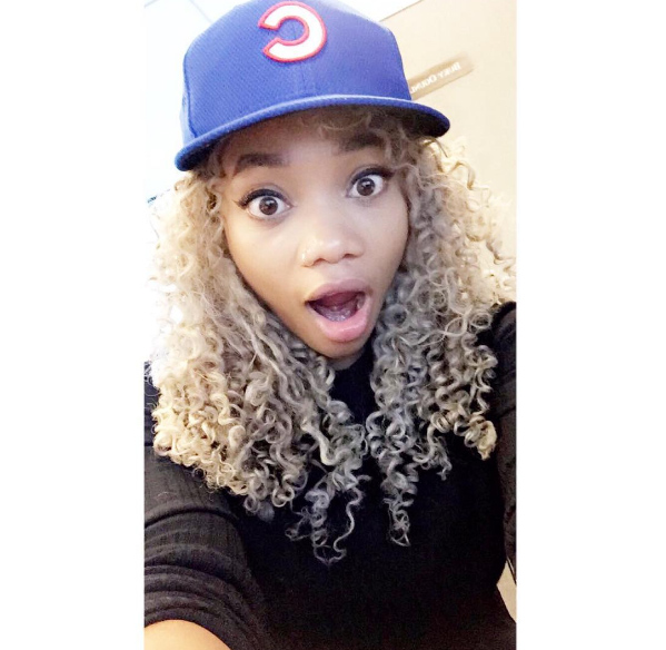 Nigerian Accountant Cutie Cubs Fan