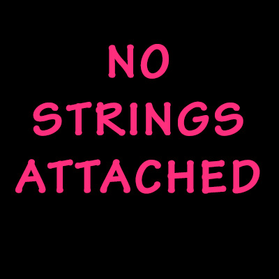 No Strings Attached Rules