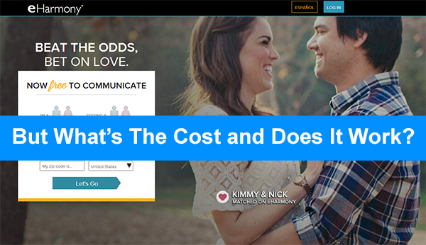eharmony cost and success