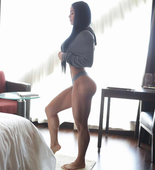 Michelle Lewin Instagram Butt Award