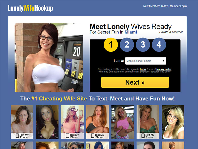 lonelywifehookup.com reviews