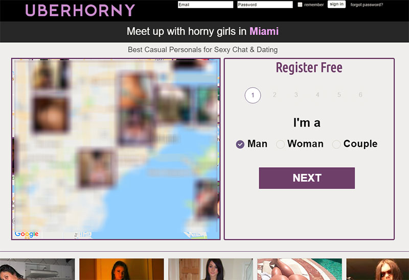 uberhorny app review